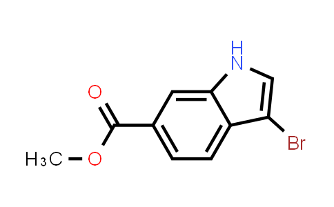 METHYL3-BROMOINDOLE-6-CARBOXYLATE