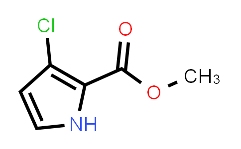 Methyl 3-chloro-1H-pyrrole-2-carboxylate