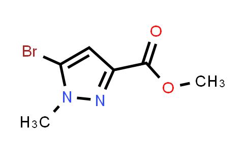 Methyl 5-bromo-1-methyl-1H-pyrazole-3-carboxylate