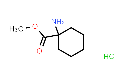Methyl-1-aminocyclohexane carboxylate (free base)