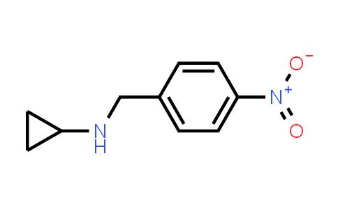 N-Cyclopropyl-4-nitrobenzylaMine
