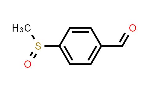 p-(methylsulphinyl)benzaldehyde
