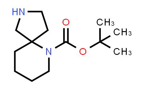 TERT-BUTYL 2,6-DIAZASPIRO[4.5]DECANE-6-CARBOXYLATE
