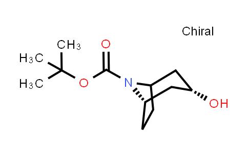 tert-butyl 3-endo-hydroxy-8-azabicyclo[3.2.1]octane-8-carboxylate