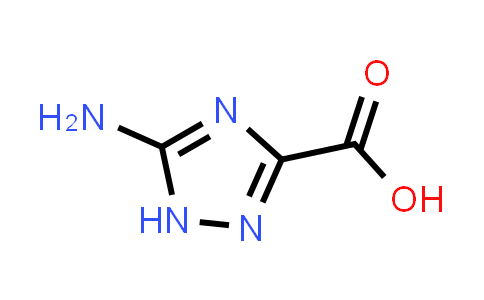 5-Amino-1,2,4-triazole-3-carboxylic acid