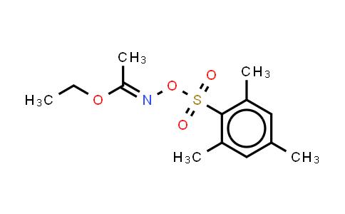 Ethyl O-mesitylsulfonylacetohydroxamate