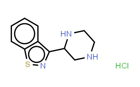 3-Piperazinobenzisothiazolehydrochloride