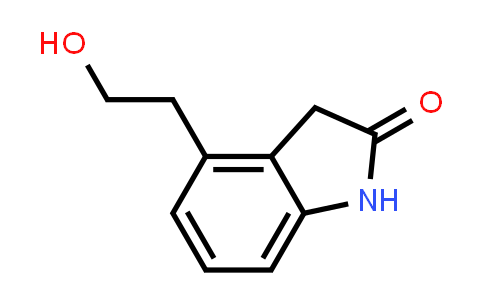 1,3-Dihydro-4-(2-hydroxyethyl)-2H-indole-2-one