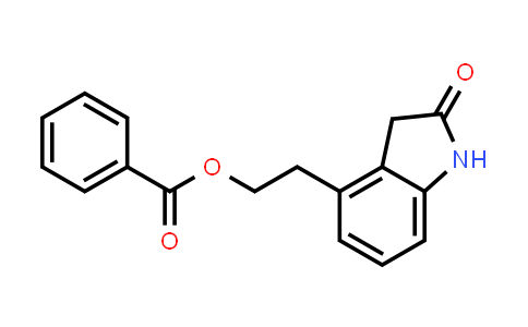 2-(2-oxoindolin-4-yl)ethyl benzoate