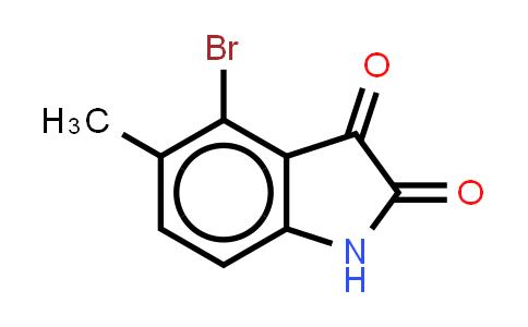 Bromo-5-methylisatin