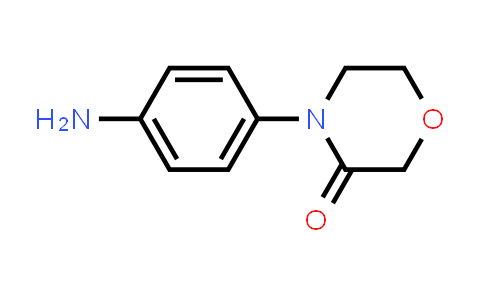 4-(4-AMINOPHENYL)MORPHOLIN-3-ONE