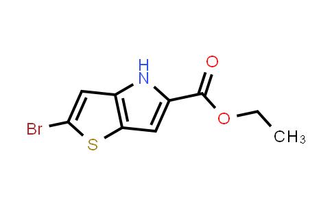 ethyl 2-bromo-4H-thieno[3,2-b]pyrrole-5-carboxylate