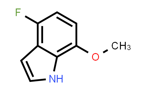 4-fluoro-7-methoxy-1H-indole