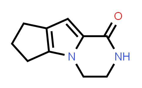 3,4,7,8-tetrahydro-2H-cyclopenta[4,5]pyrrolo[1,2-a]pyrazin-1(6H)-one