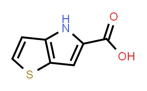 4H-thieno[3,2-b]pyrrole-5-carboxylic acid