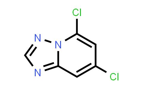 5,7-dichloro-[1,2,4]triazolo[1,5-a]pyridine