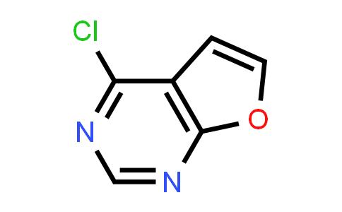 4-chlorofuro[2,3-d]pyrimidine
