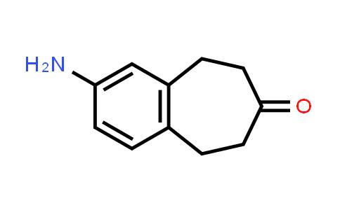 2-amino-5,6,8,9-tetrahydro-7H-benzo[7]annulen-7-one
