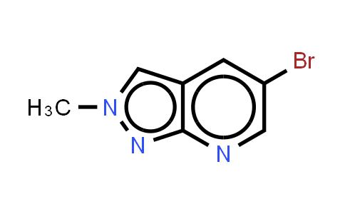 5-BROMO-2-METHYLPYRAZOLO[3,4-B]PYRIDINE