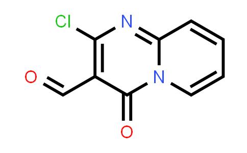 2-chloro-4-oxo-4H-pyrido[1,2-a]pyrimidine-3-carbaldehyde