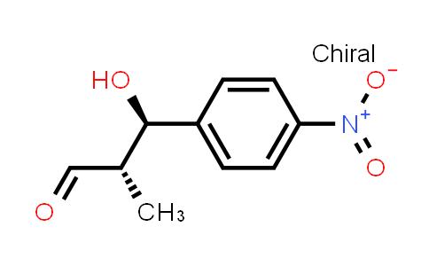 (2S,3R)-3-hydroxy-2-methyl-3-(4-nitrophenyl)propanal