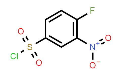 4-氟-3-硝基苯磺酰氯