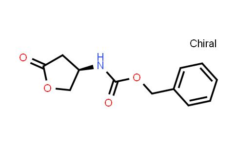 benzyl (R)-(5-oxotetrahydrofuran-3-yl)carbamate