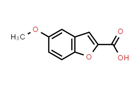 5-Methoxybenzofuran-2-carboxylic acid