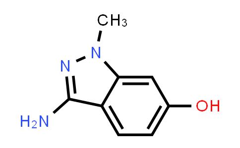 3-amino-1-methyl-1H-indazol-6-ol