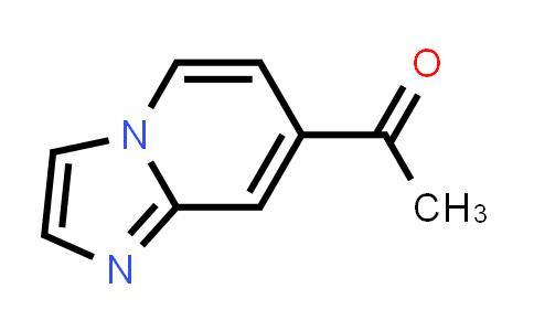 1-(imidazo[1,2-a]pyridin-7-yl)ethanone