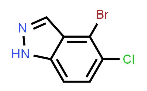 4-BroMo-5-chloro-1H-indazole
