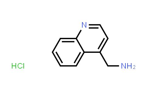 4-Quinolinemethanamine, hydrochloride (1:1)