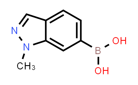 1-Methyl-1H-indazol-6-boronic acid