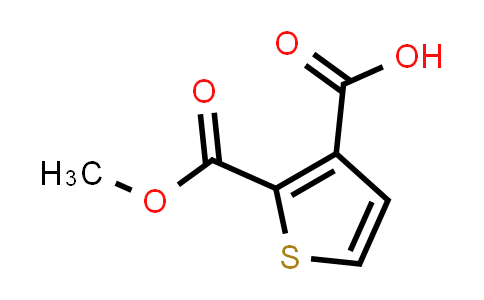 2-(Methoxycarbonyl)thiophene-3-carboxylic acid