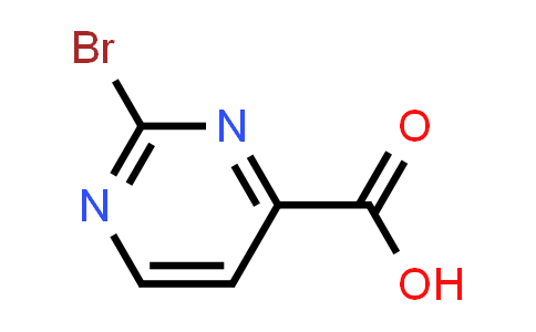 2-Bromopyrimidine-4-carboxylic acid