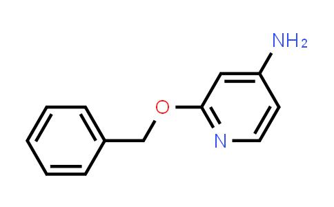 2-(Benzyloxy)pyridin-4-aMine