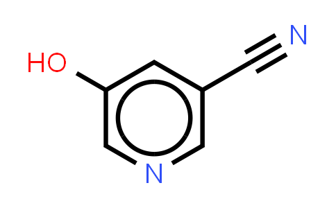 3-Pyridinecarbonitrile,5-hydroxy-(9CI)
