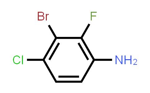 3-Bromo-4-chloro-2-fluoroaniline