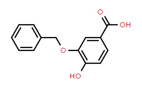 3-(Benzyloxy)-4-hydroxybenzoic acid