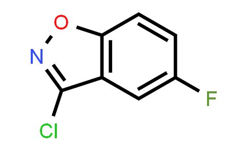 3-Chloro-5-fluoro-benzo[d]isoxazole