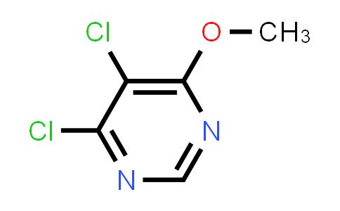 4,5-dichloro-6-methoxypyrimidine