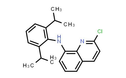8-Quinolinamine, N-[2,6-bis(1-methylethyl)phenyl]-2-chloro-