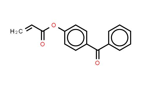2-Propenoic acid,4-benzoylphenyl ester