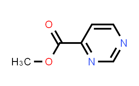 PYRIMIDINE-4-CARBOXYLIC ACID METHYL ESTER