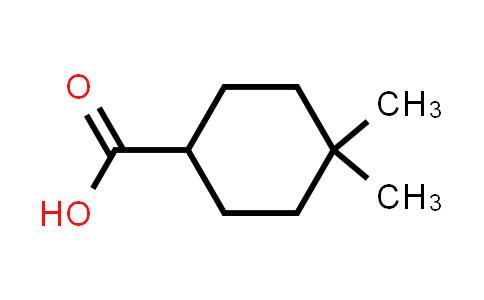 4,4-Dimethylcyclohexane-1-carboxylic acid