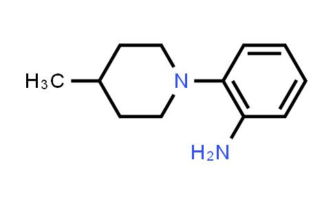 2-(4-METHYL-PIPERIDIN-1-YL)-PHENYLAMINE