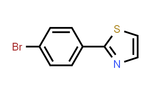 2-(4-BROMO-PHENYL)-THIAZOLE