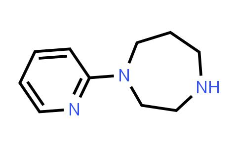 1-(2-Pyridinyl)hexahydro-1H-1,4-diazepine