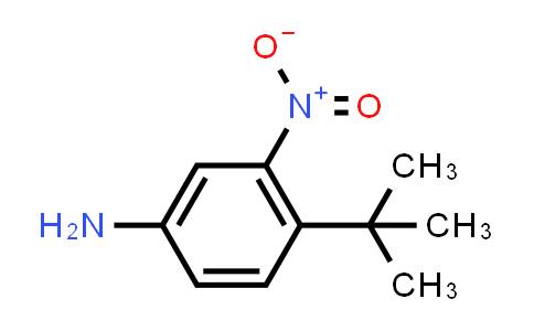 3-nitro-4-tert-butylaniline
