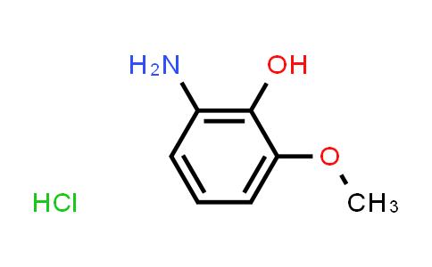 2-Amino-6-methoxyphenol hydrochloride